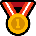 :first-place-medal: